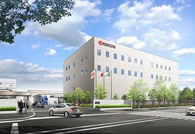 Kyocera-Senco-building