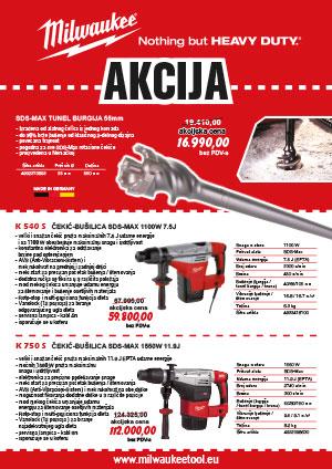 AKCIJA BURGIJA+K540S+K750S